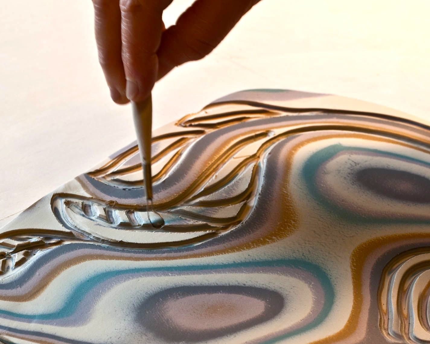 Colored Clay Workshop @ Hanover Craftstudies | Hanover | New Hampshire | United States