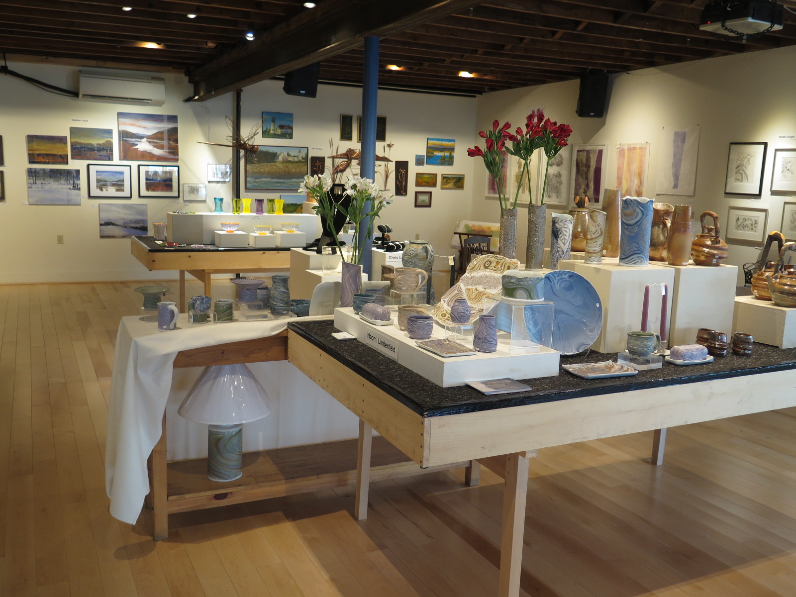 Brattleboro-West Arts Holiday Sale @ 118 Elliot | Brattleboro | Vermont | United States